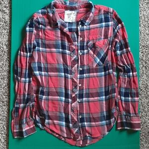 AJC Plaid Flannel